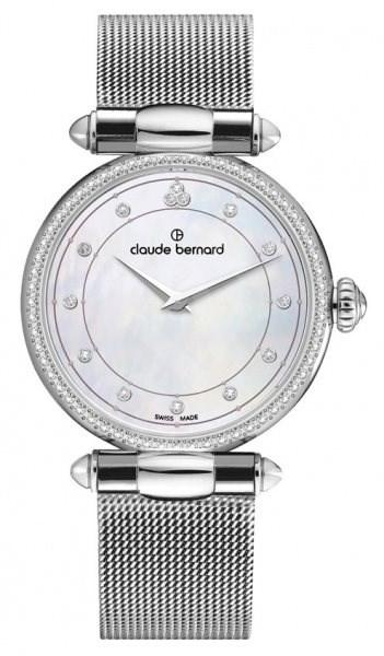CLAUDE BERNARD 20509 3M NAN - Dámské hodinky