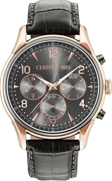 CERRUTI 1881 BELLAGIO CRA107SRU61GY - Pánské hodinky