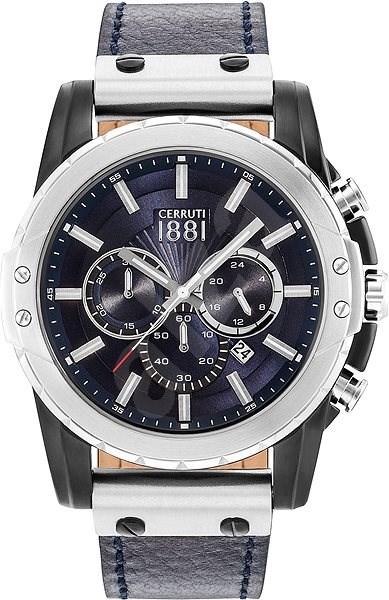 CERRUTI 1881 MANTORE CRA130SBS03BL - Pánské hodinky