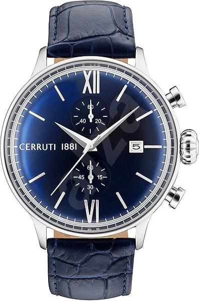 CERRUTI 1881 DERVIO CRA178SN03BL - Pánské hodinky
