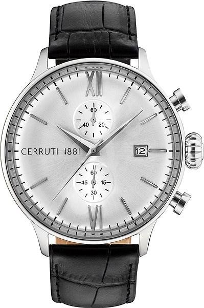 CERRUTI 1881 DERVIO CRA178SN04BK - Pánské hodinky