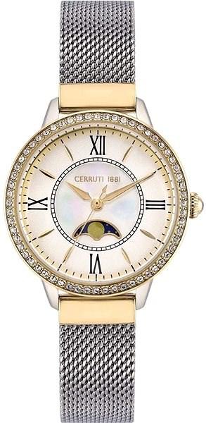 CERRUTI 1881 ROSARA CRM22503 - Dámské hodinky