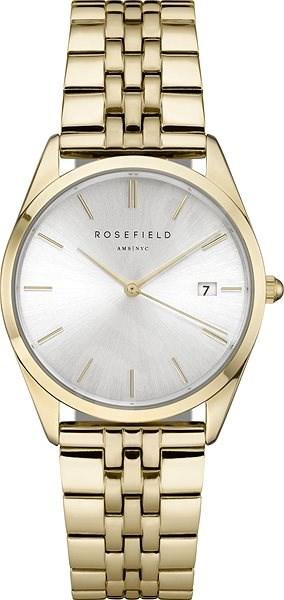 ROSEFIELD The Ace Silver Sunray Gold  - Dámské hodinky