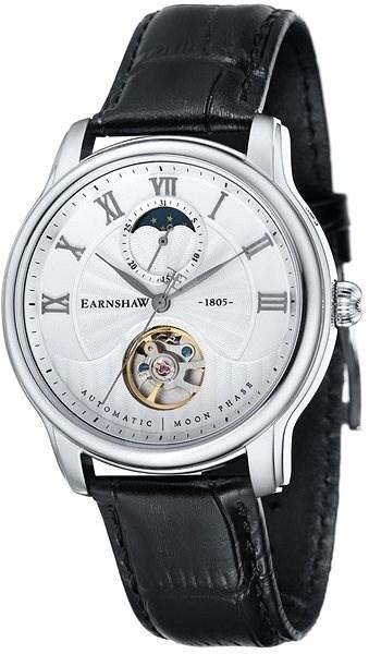 THOMAS EARNSHAW LONGITUDE MOONPHASE ES-8066-01 - Pánské hodinky