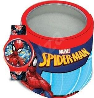 MARVEL Spiderman  - Tin Box 500870 - Dětské hodinky