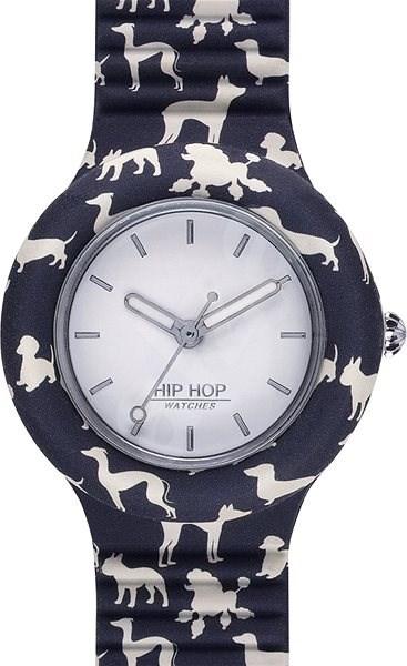 HIP HOP Animals Addicted HWU0866 - Dámské hodinky