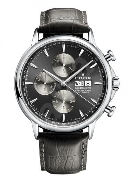 EDOX Les Bémonts 01120 3 GIN - Pánské hodinky