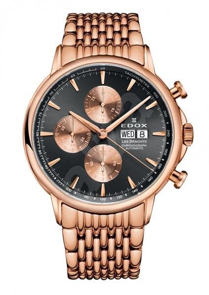 EDOX Les Bémonts 01120 37RM GIR - Pánské hodinky