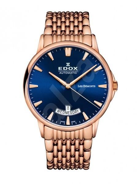 EDOX Les Bémonts 83015 37RM BUIR - Men's Watch