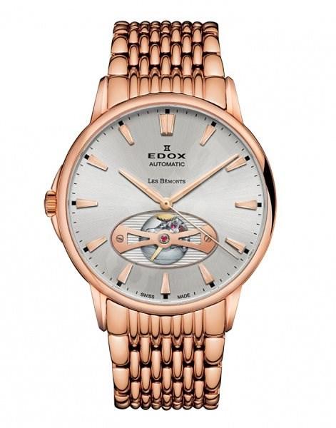 EDOX Les Bémonts 85021 37RM AIR - Pánské hodinky