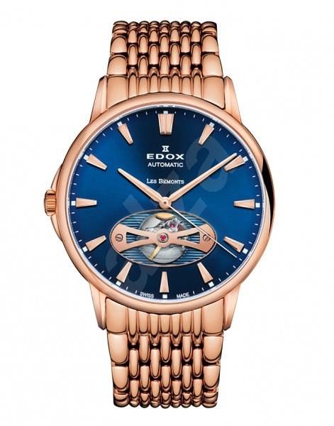 EDOX Les Bémonts 85021 37RM BUIR - Pánské hodinky