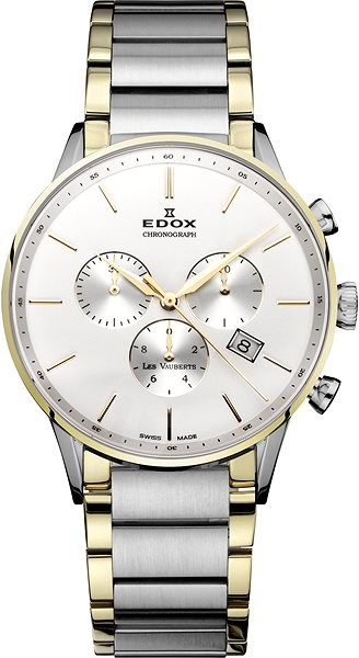 EDOX Les Vauberts 10409 357JA AID - Pánské hodinky