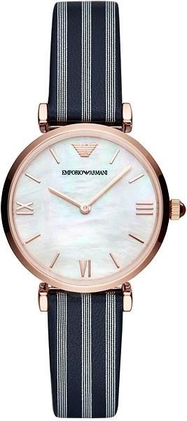 EMPORIO ARMANI GIANNI T-BAR AR11224 - Dámské hodinky