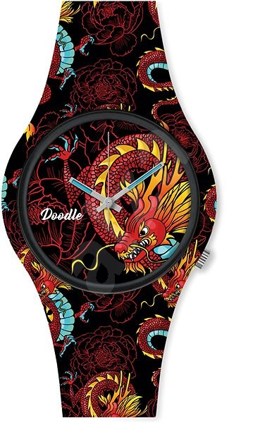 DOODLE Dragon Mood DODR003 - Hodinky