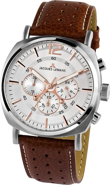 JACQUES LEMANS 1-1645.1D - Pánské hodinky