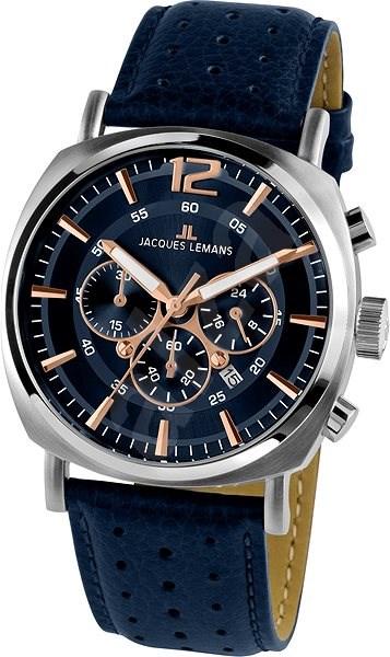JACQUES LEMANS 1-1645.1I - Pánské hodinky