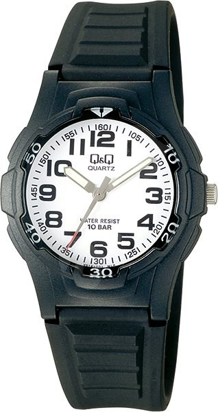 Q&Q Fashion Plastic VQ14J001 - Men's Watch
