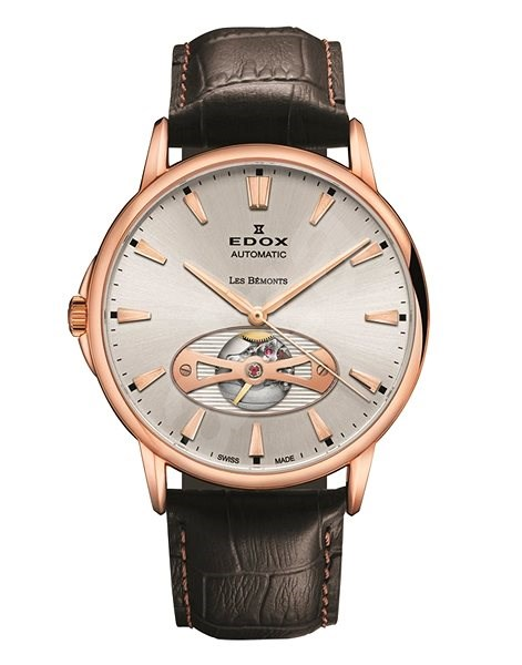 EDOX Les Bémonts 85021 37R AIR - Men's Watch