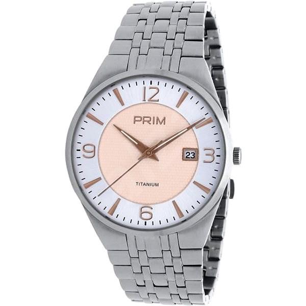 PRIM Titanium W01P.13094.F - Pánské hodinky