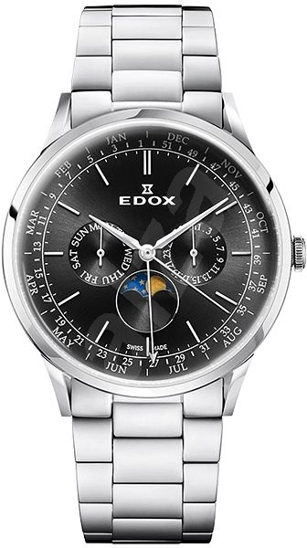 EDOX Les Vauberts 40101 3M NIN - Men's Watch