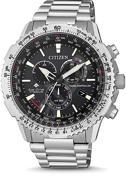CITIZEN Promaster Sky Pilot Global R CB5010-81E - Pánské hodinky