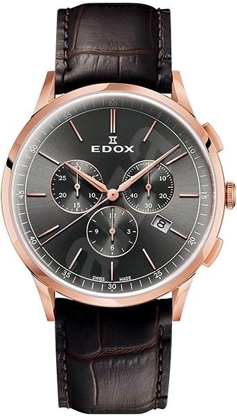 EDOX Les Vauberts 10236 37RC GIR - Men's Watch