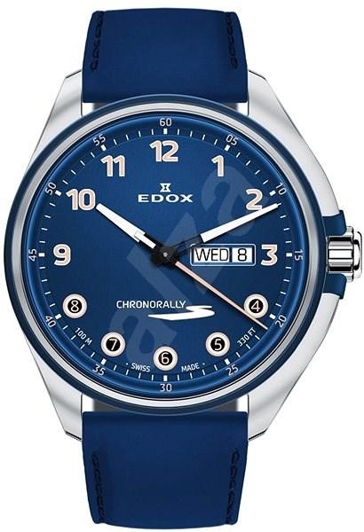 EDOX Chronorally-S 84301 3BUCBUBUB - Men's Watch