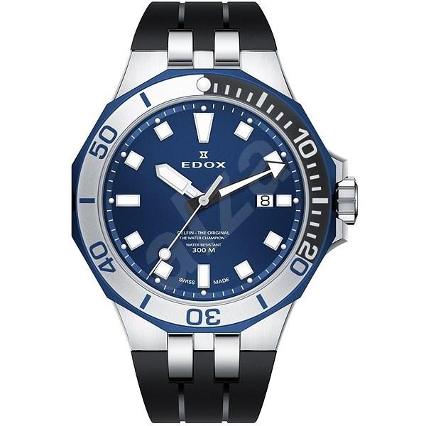 EDOX Delfin 53015 357BUNCAB - Men's Watch