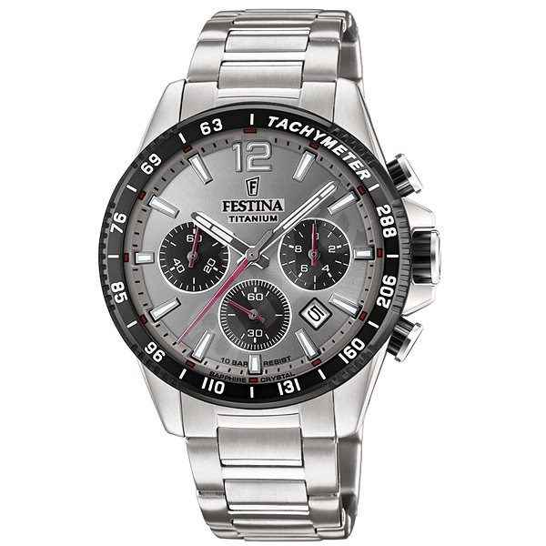 FESTINA TITANIUM SPORT 20520/3 - Pánské hodinky