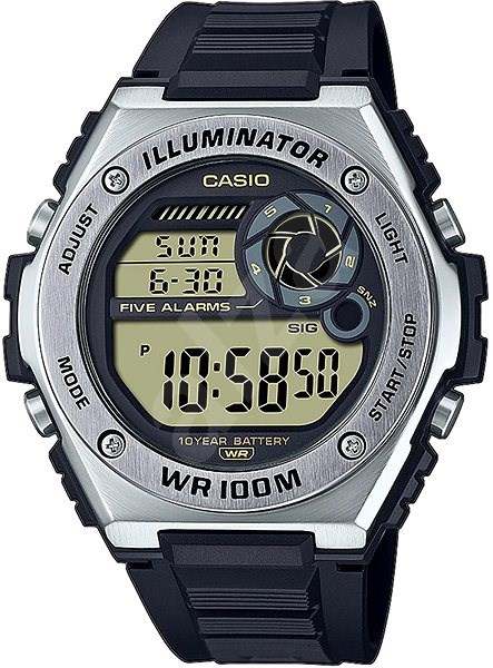 CASIO Collection Men MWD-100H-9AVEF - Men's Watch