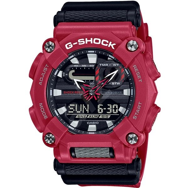CASIO G-SHOCK GA-900-4AER - Men's Watch