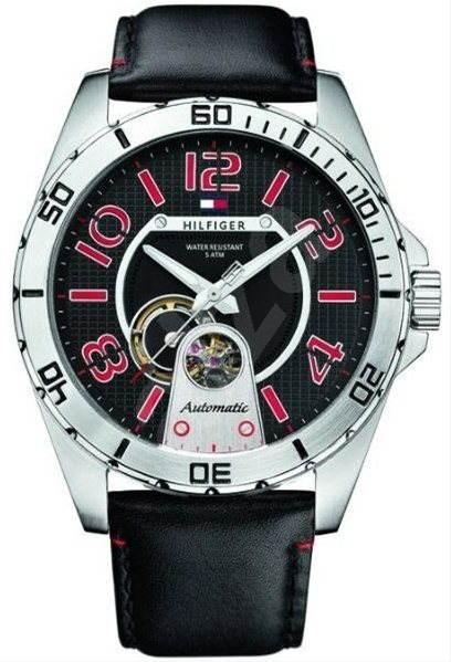 2bc35cb6a1 Tommy Hilfiger 1710197 - Pánské hodinky