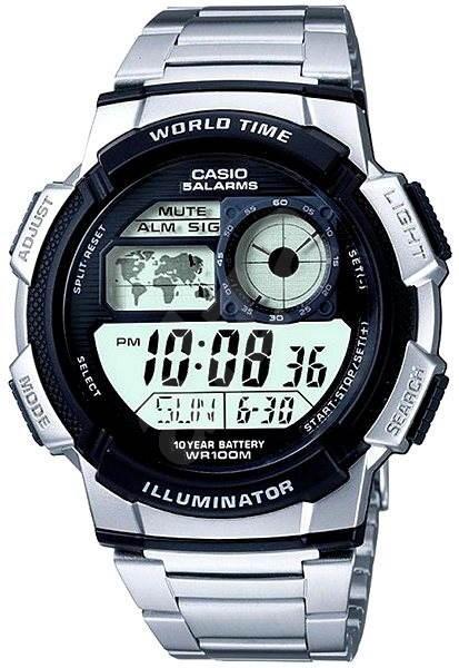 CASIO AE 1000WD-1A - Pánské hodinky  9be4657a412