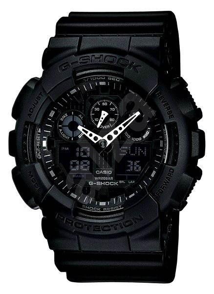 CASIO G-SHOCK GA-100 1A1 - Men's Watch