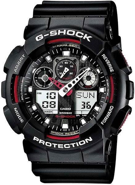CASIO G-SHOCK GA 100-1A4 - Pánské hodinky  2110a761c32