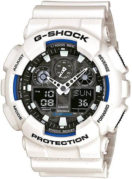 CASIO G-SHOCK GA 100B-7A - Pánské hodinky  34d9b4cb89