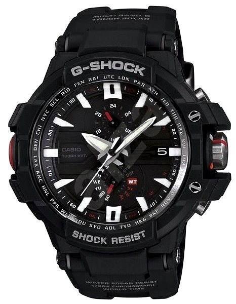 Casio GW A1000-1A - Pánské hodinky