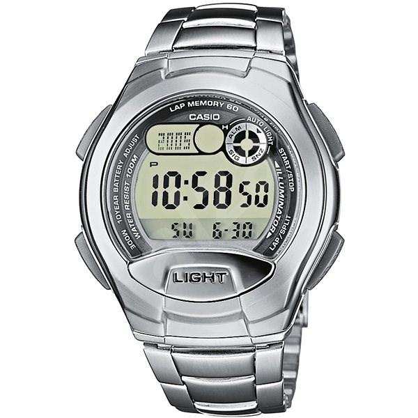 b9904f07fdc CASIO W 752D-1 - Pánské hodinky