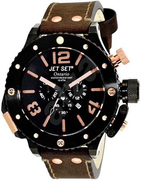 279e28361fd Jet Set J3710B-266 - Pánské hodinky