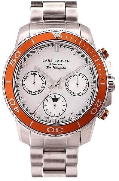 49b380aaa66 Lars Larsen 134SSOSB - Pánské hodinky