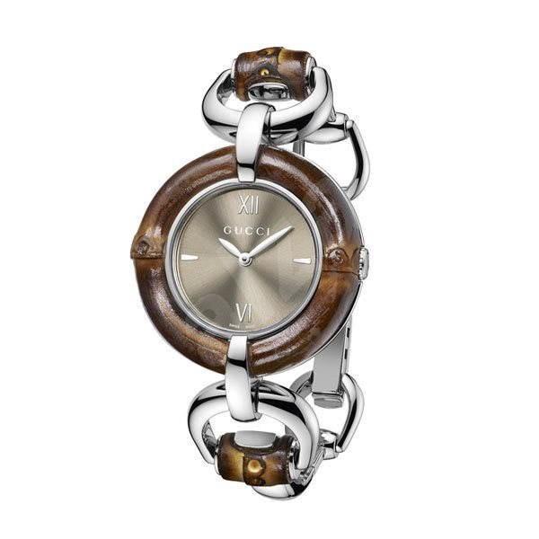 Gucci Watch Gucci Bamboo - Dámské hodinky  4d9123a6fdb