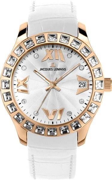 b5da071b5ac Jacques Lemans Rome 1-1571ZG - Dámské hodinky
