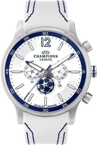 Jacques Lemans UEFA U-39B - Pánské hodinky  be60702a61