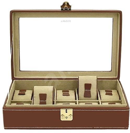 FRIEDRICH LEDERWAREN 26215-3 - Box na hodinky