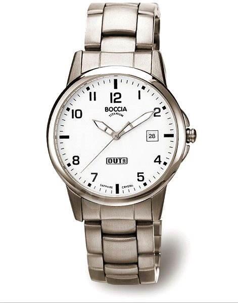 f34edeacb3 BOCCIA TITANIUM 604-06 - Pánské hodinky