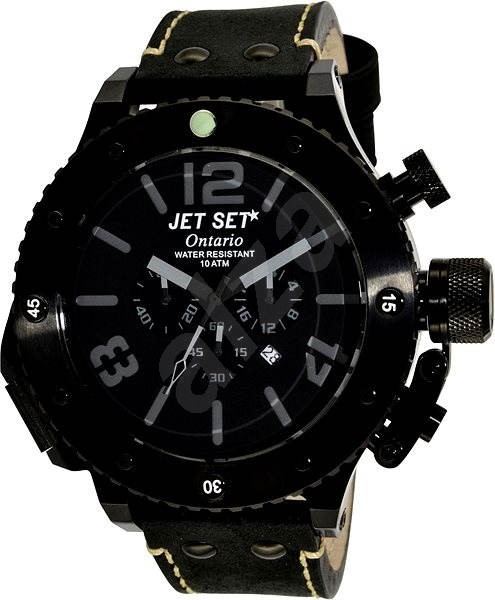 Jet Set J3710B-267 - Pánské hodinky