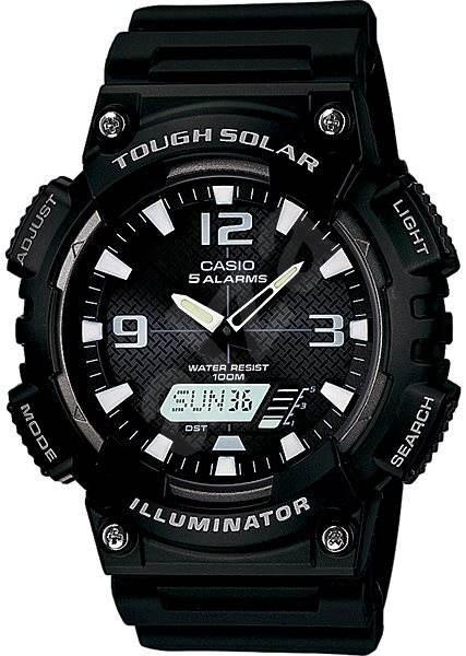 CASIO AQ S810W-1A - Pánské hodinky