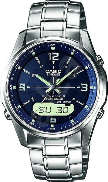 CASIO LCW M100DSE-2A - Pánské hodinky