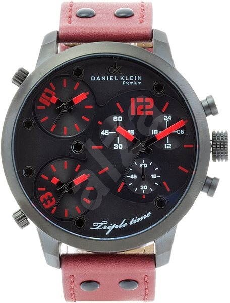 Daniel Klein DK10368-3 - Pánské hodinky