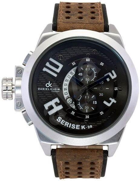 Daniel Klein DK10550-9 - Pánské hodinky